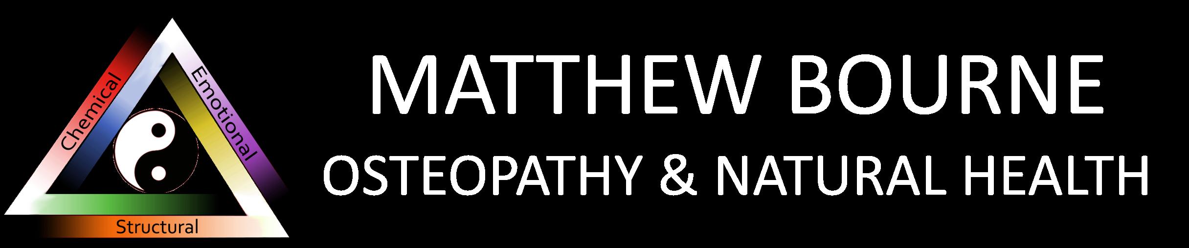 Matthew Bourne Osteopathy & Natural Health